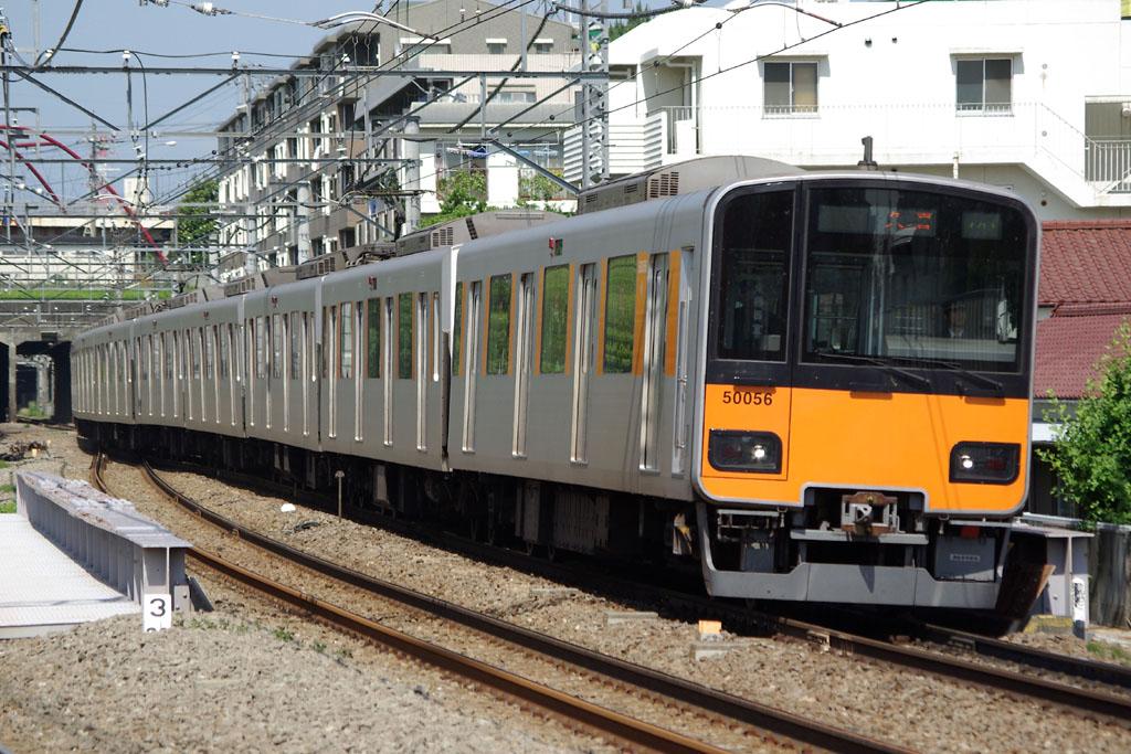 東武50050系51056F | 2007年6月17日 ...